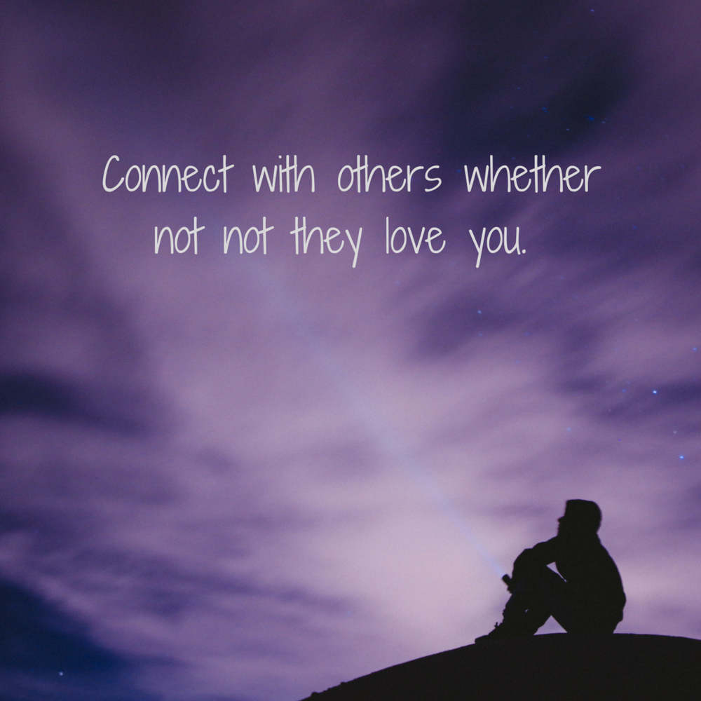 connect with others; lifeisaprettyword.com blog post;Photo by  Jeremy Bishop on  Unsplash