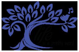 lifeisaprettyword.com logo