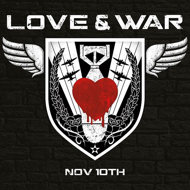 Today marks the one year anniversary of the album release.  We want to thank all of you so much for being with us on this amazing #loveandwar journey. From the #Kickstarter to the events all the way to last year's #albumrelease and #concert at The Coach House you have all been right there with us through thick and thin and we couldn't ask for better fans, a #loveandwararmy , #loveandwarFAMILY!! 🖤 Thanks to you guys and all of the talented #musicians and #artists who lent your talents to take this album come from a dream to a reality, it couldn't have been done without you.  #cheers to LOVE & WAR 🥂🎉🖤💣