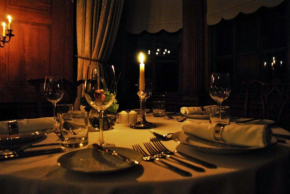 Fine dining goldsborough hall