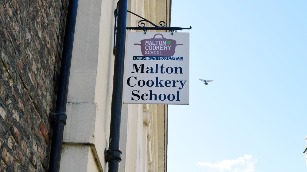 Malton Cookery School Exterior