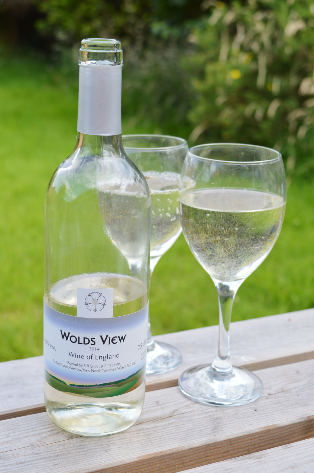 Ryedale Vineyard Review Wolds View
