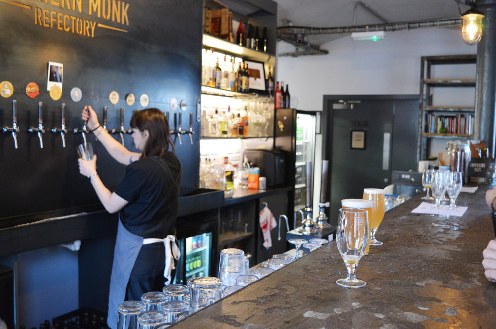 Brewtown Brewery Tours Leeds