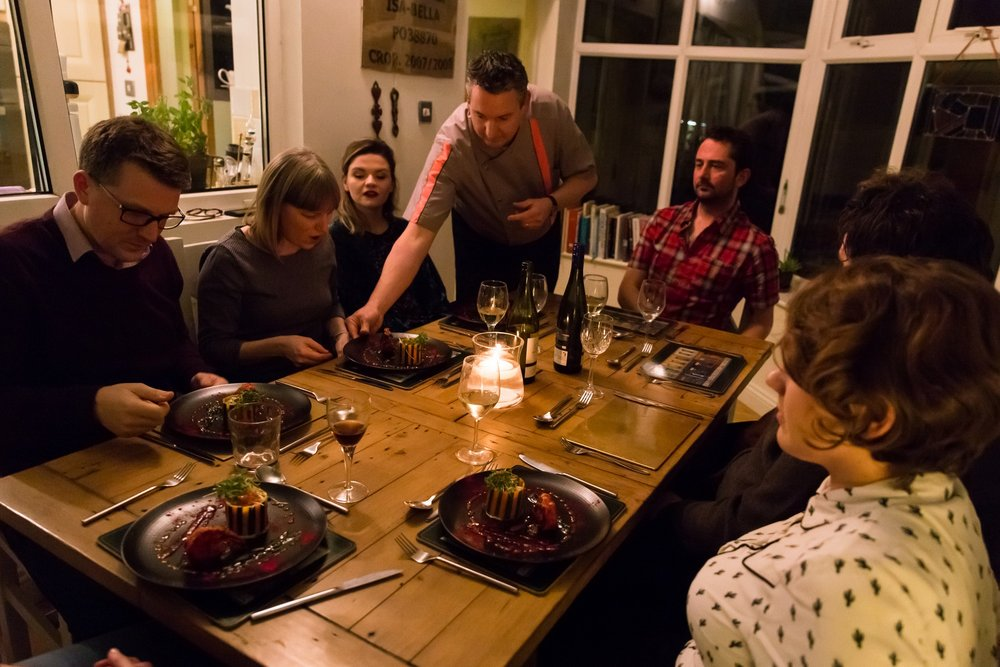 La Belle Assiette Private Dining