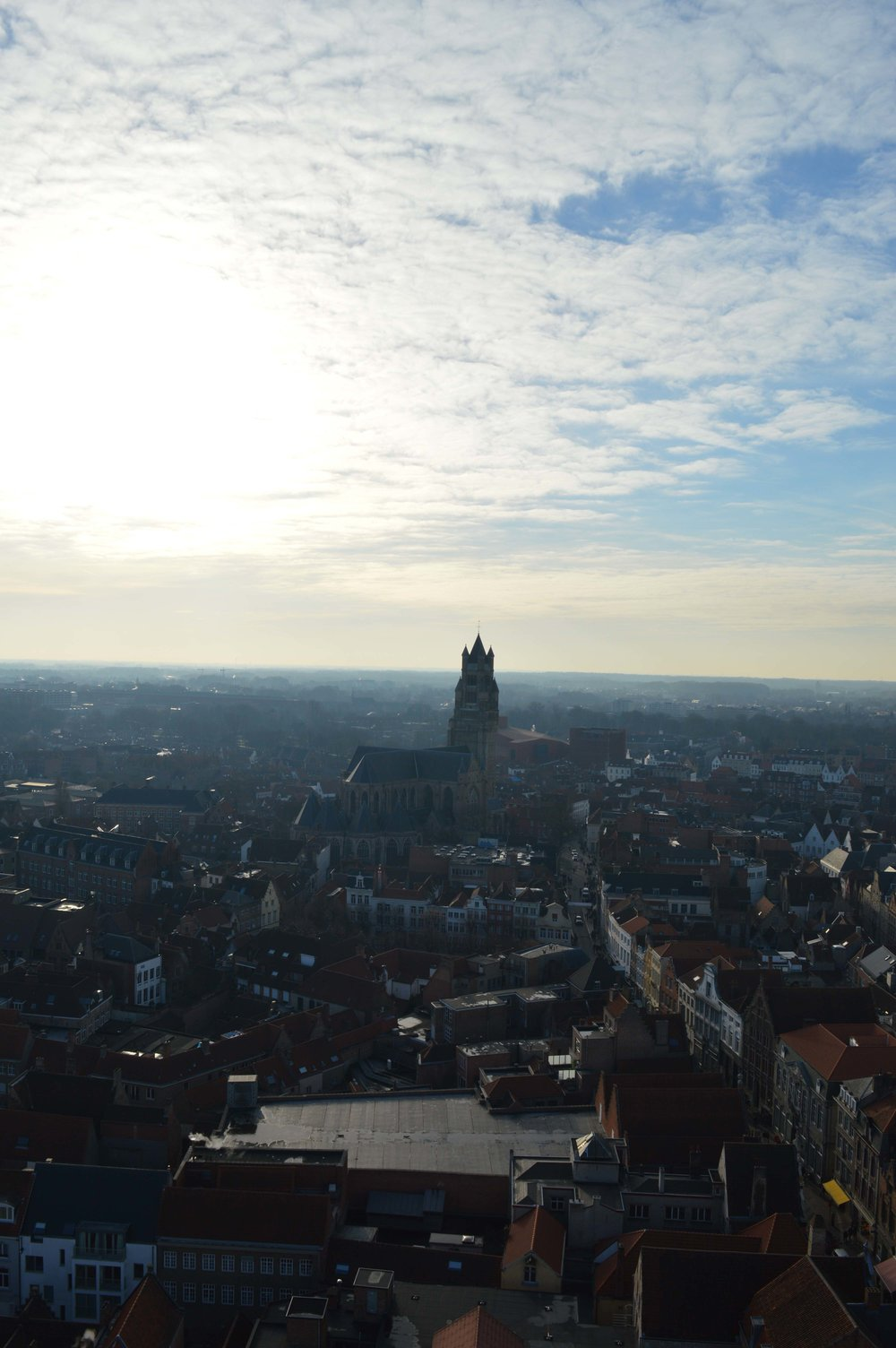 Bruges in January