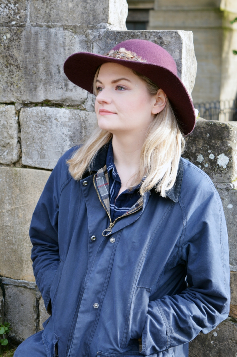 Barbour Waxed Cotton Beadnell Ladies Jacket Review