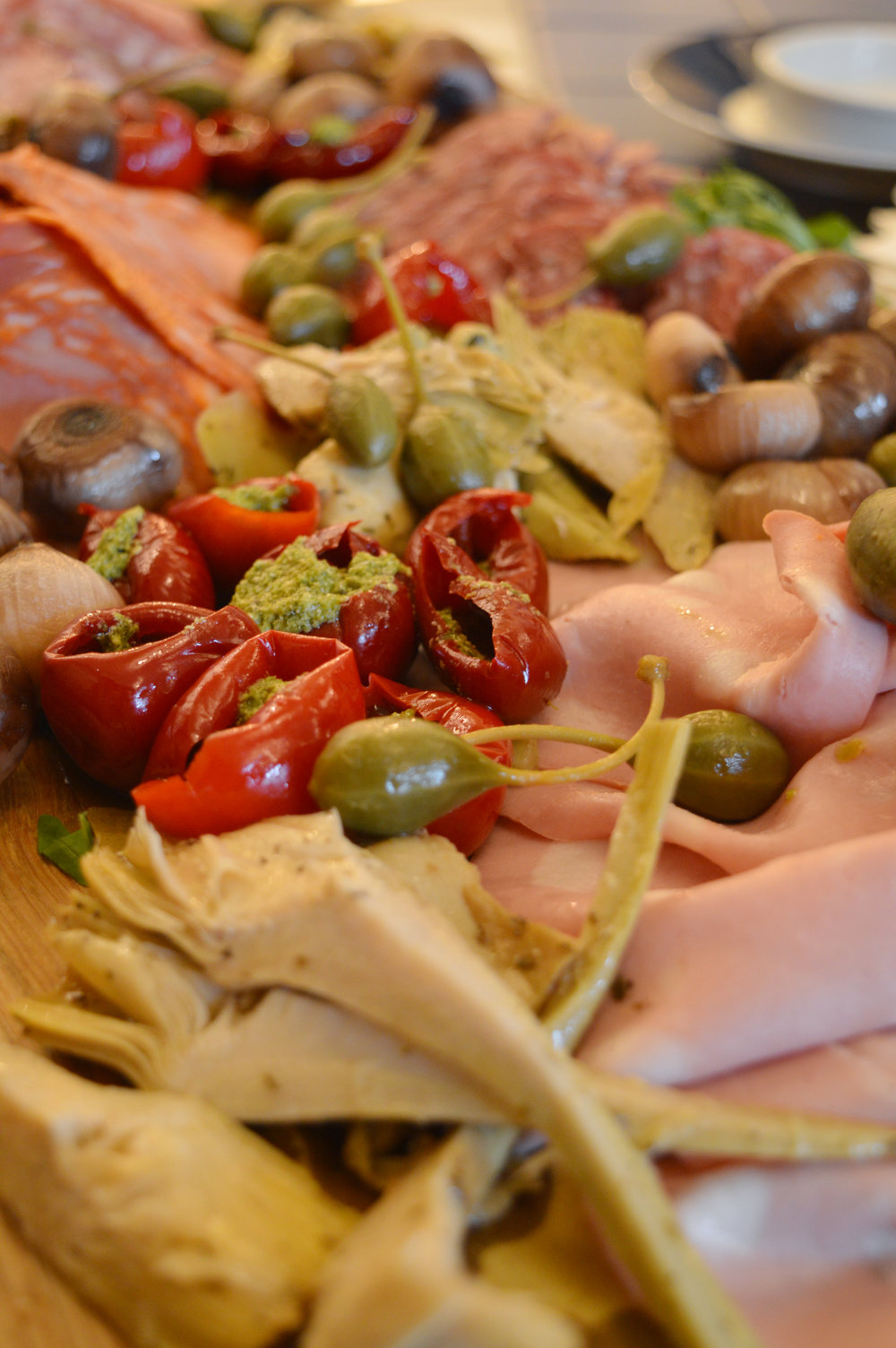 Carluccio's St Helens Square York platter