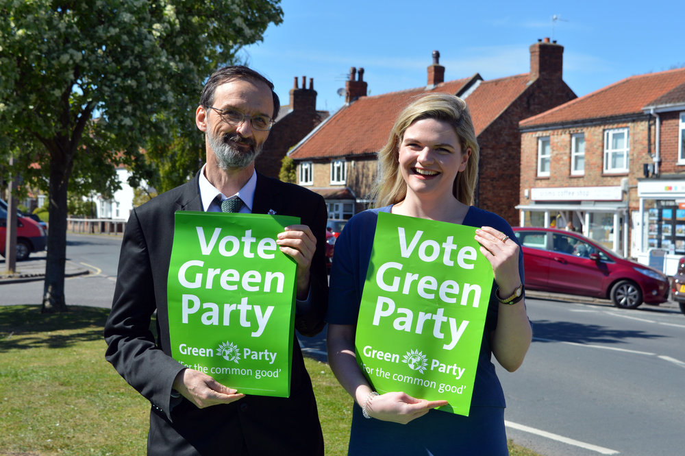 York Green Party General Election 2017 York Outer