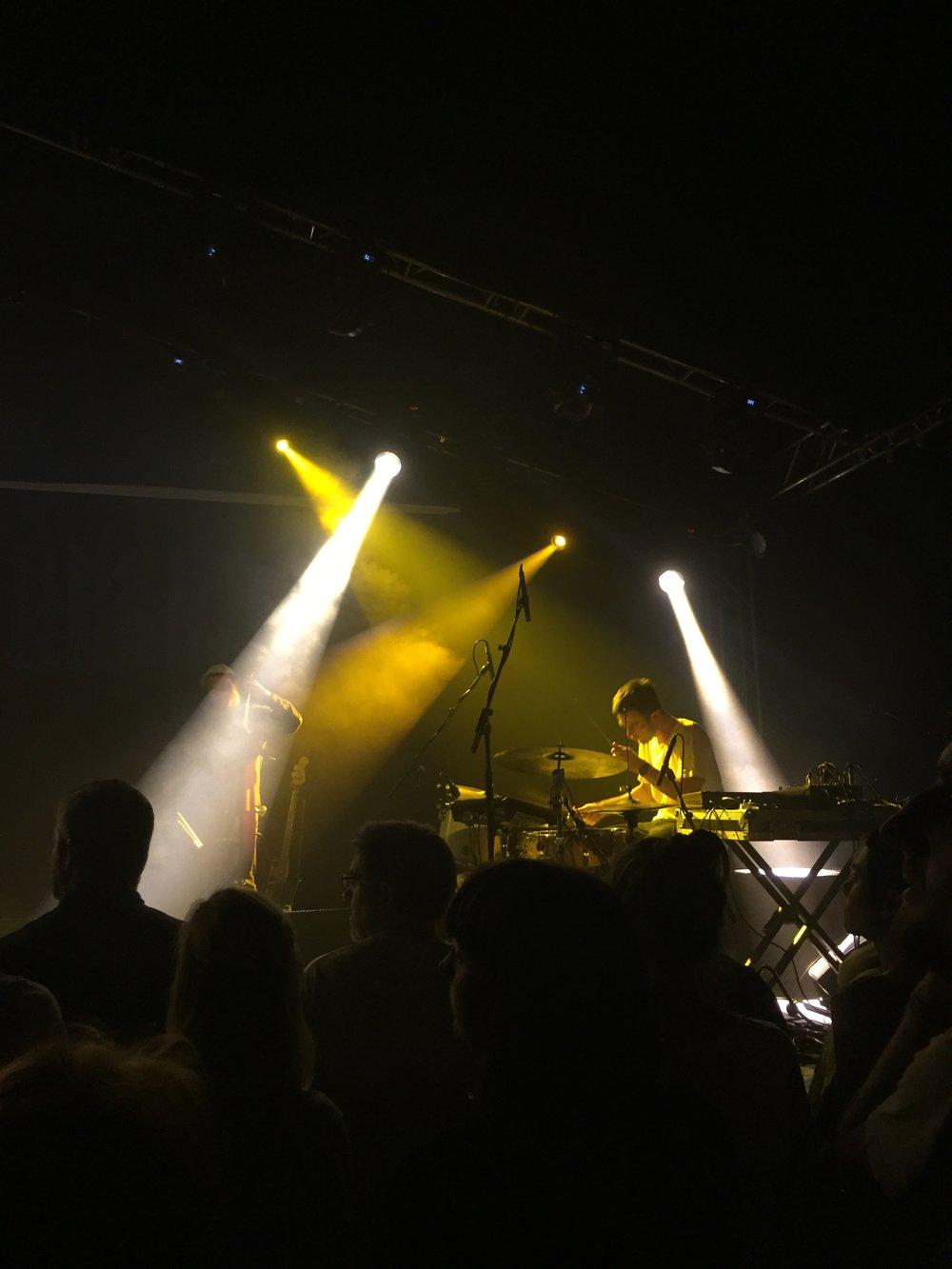 Portico Quartet live in Manchester