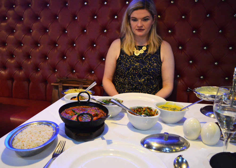 Jaipur Spice York Main Courses Review
