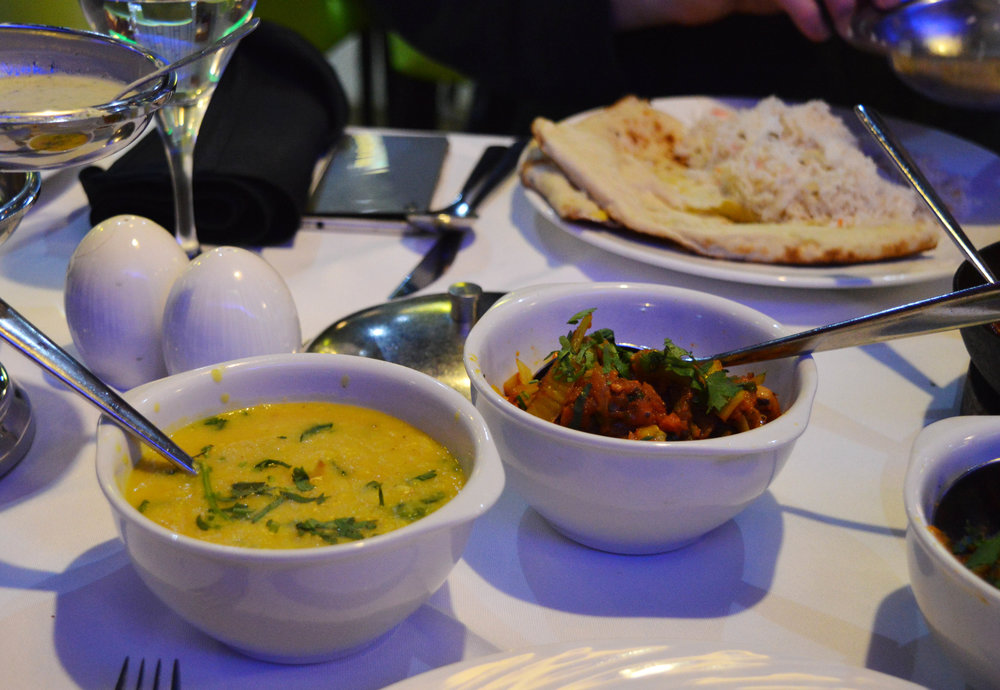 Jaipur Spice York Vegetarian Thali Review