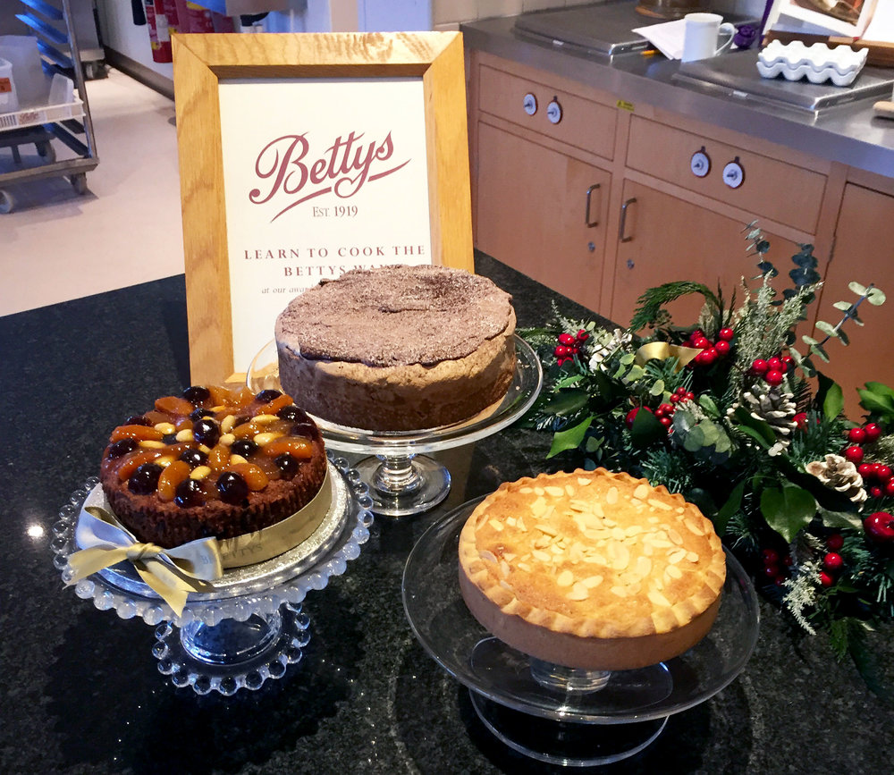 Bettys Cookery School Christmas Cooking Course Review