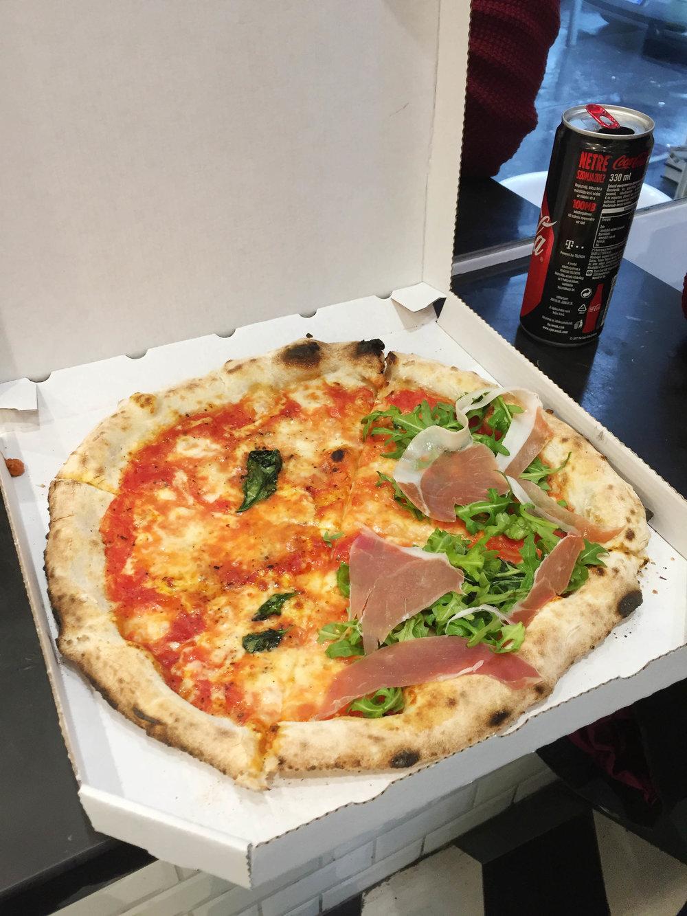 IGEN Pizza Budapest