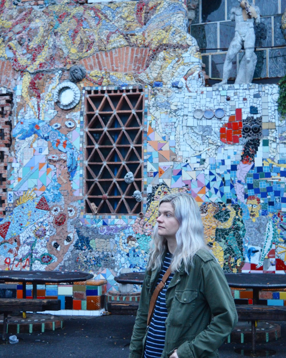 Metelkova - the internationally-renowned alternative culture community in the centre of Slovenia's capital