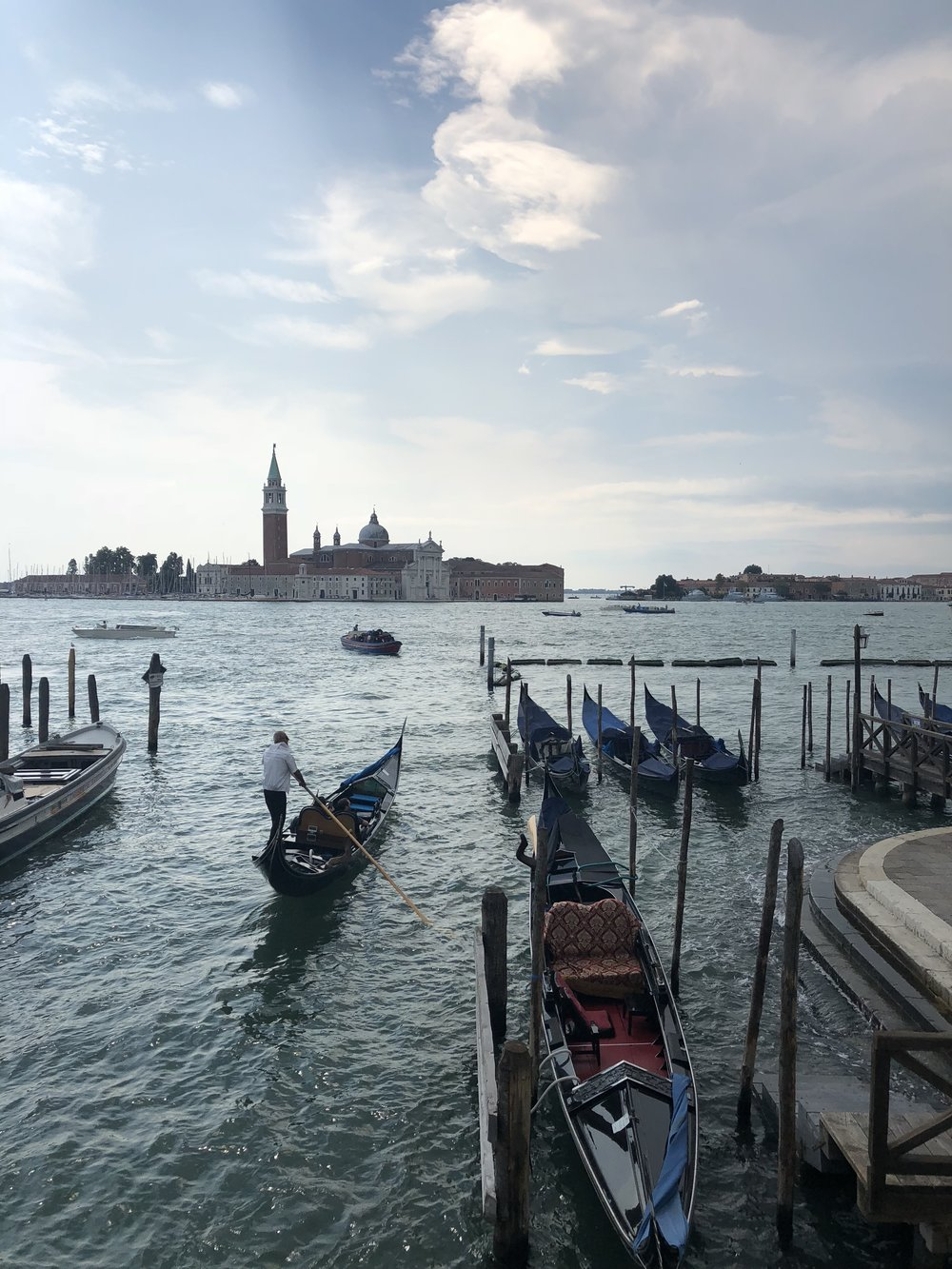 Venice Lagoon in August