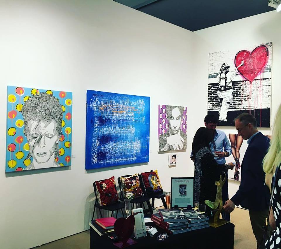 Thank you to everyone who stopped by Art Hamptons! It was a great turnout. Looking forward to being a part of next years gallery.