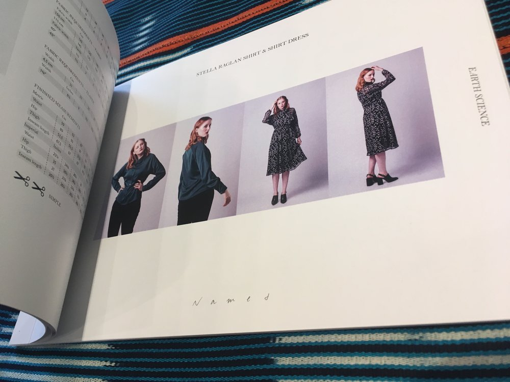 Stella Raglan Shirt & Shirt Dress