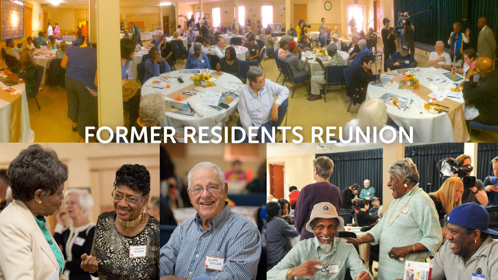Former Vanport residents reunion at Vancouver Ave First Baptist Church. (Photos by Julie Keefe)