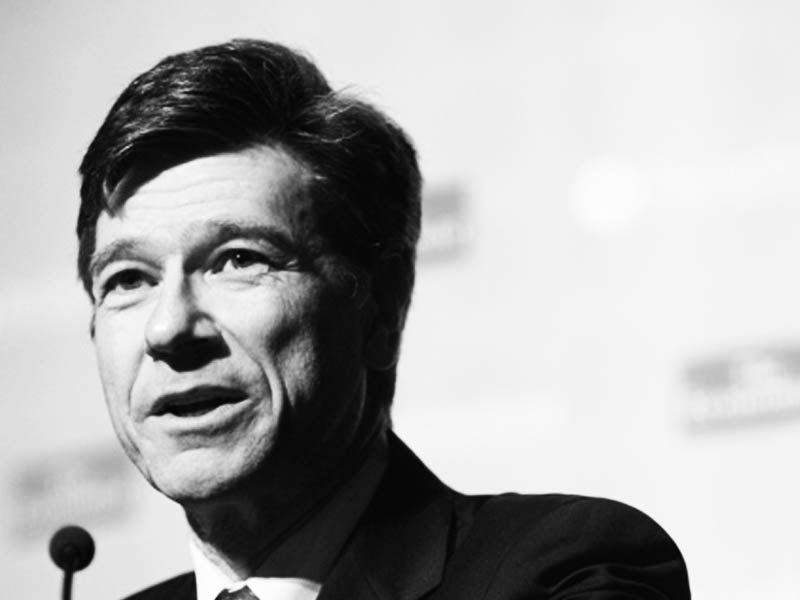 JEFFREY SACHS University Professor, Columbia University; Director, Center for Sustainable Development;  Special Advisor to United Nations Secretary General