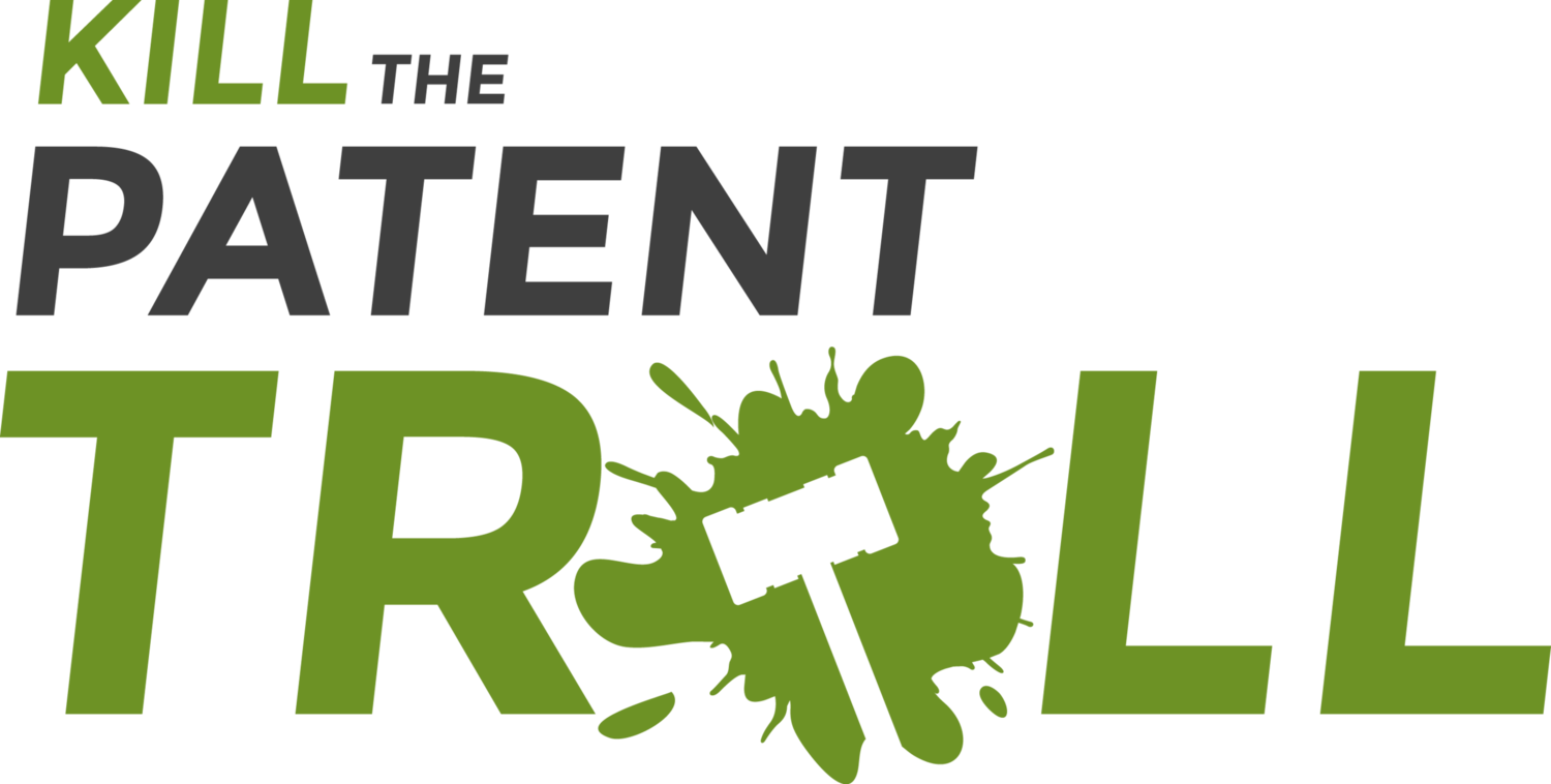 Kill the Patent Troll