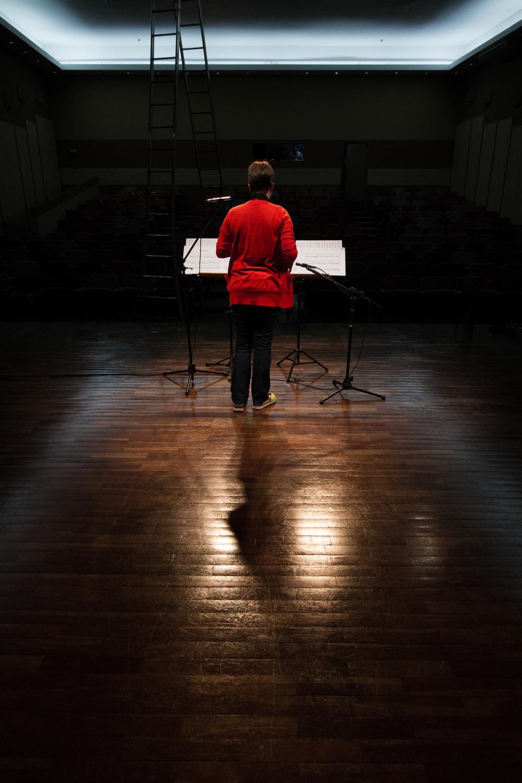 Ensaio final - Concerto em Sorocaba