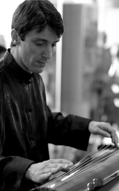 André Ribeiro  Música; Direção Pedagógica