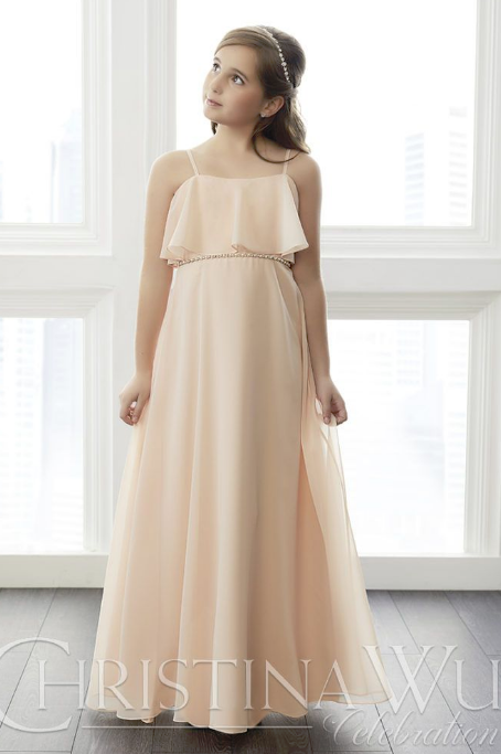 christina wu junior bridesmaids -