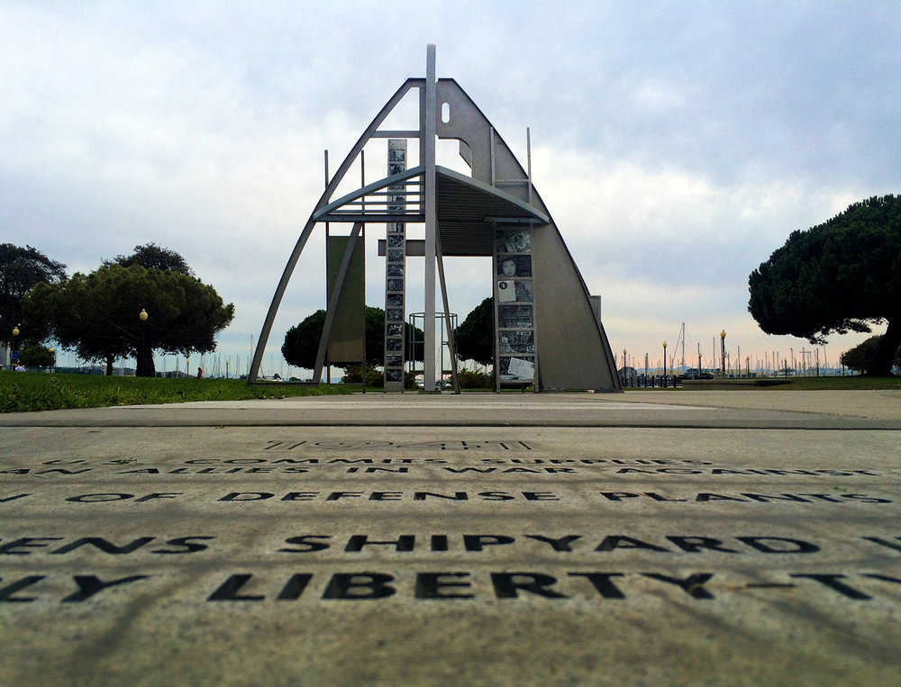 Rosie the Riveter Memorial