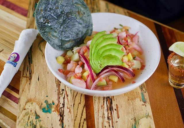 Hit the like button below if you have had our ceviche 👇. If you haven't.....well your missing out!