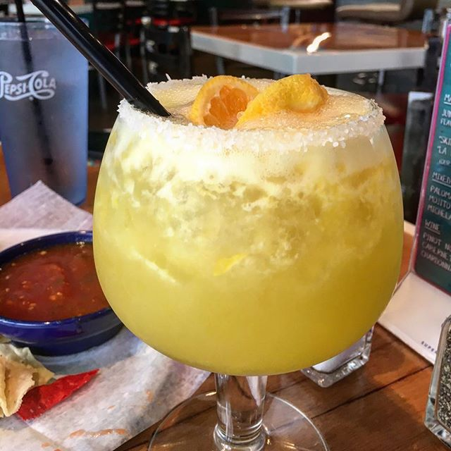 There's only one way to get through hump day. Margaritas 🍹🍹 📸  by: @jasonmilner92 via Instagram