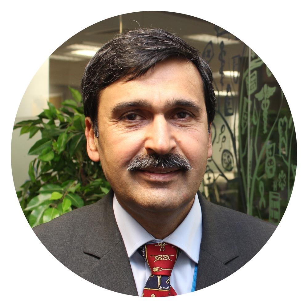 Muhammed Riaz - OPSA Trustee