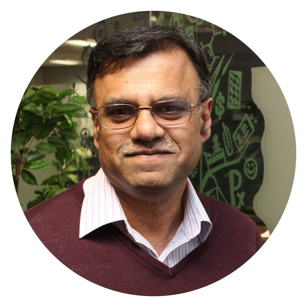 Zahid Rafique - OPSA Trustee