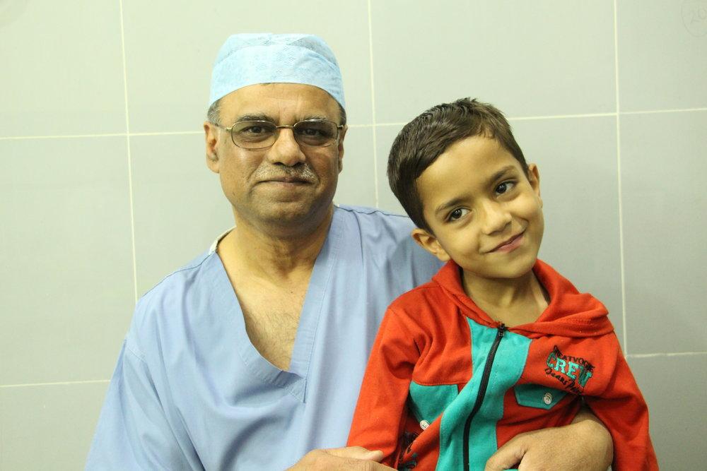 Dr Rafique and Azan.JPG