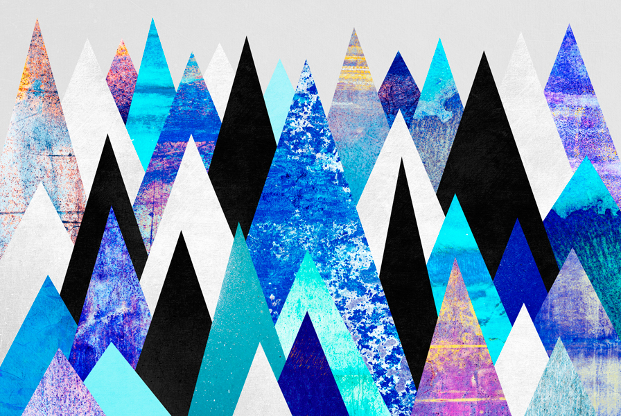 Blue Peaks