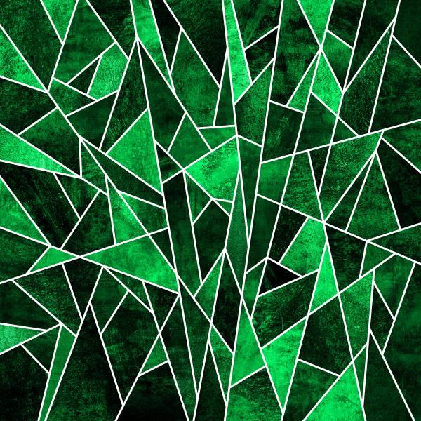 Shattered Emerald