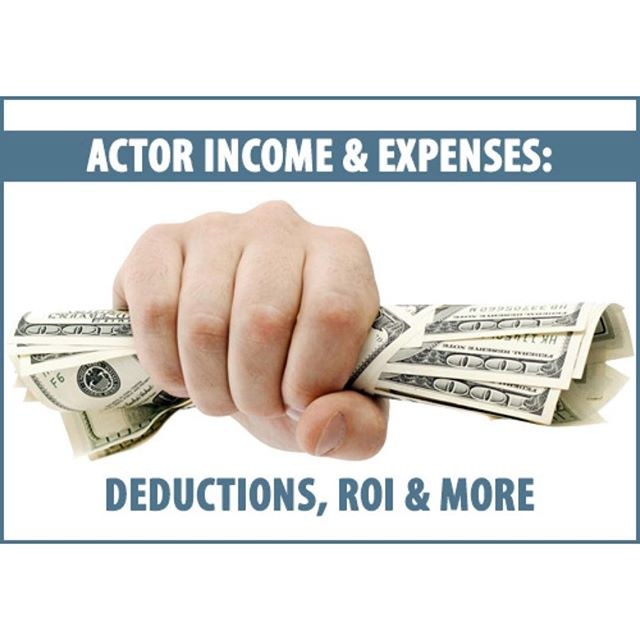 FREE Actor Webinars this week! Sign up at http://www.PerformerWebinars.com. Not to be missed and great for #TaxTime and getting your #ActingOffice in order! What are deductible expenses? What should you do with every paycheck that you receive? Join us on these FREE webinar. #ActingAdvice #ActingAnswers We will take your questions too! #holdonlog #actorlife #actorbusiness #performertrack