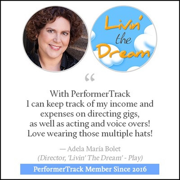 Incase you were wondering about some recent @PerformerTrack Members. #performertrackmembersarealeaysbooking #actorlife #actingsuccess #trackeverything #dotheprepbookthegig #actirs #acting #auditions #holdonlog #topactorgift #bestonlineactortool #actingismorethanjustclickingandsubmitting