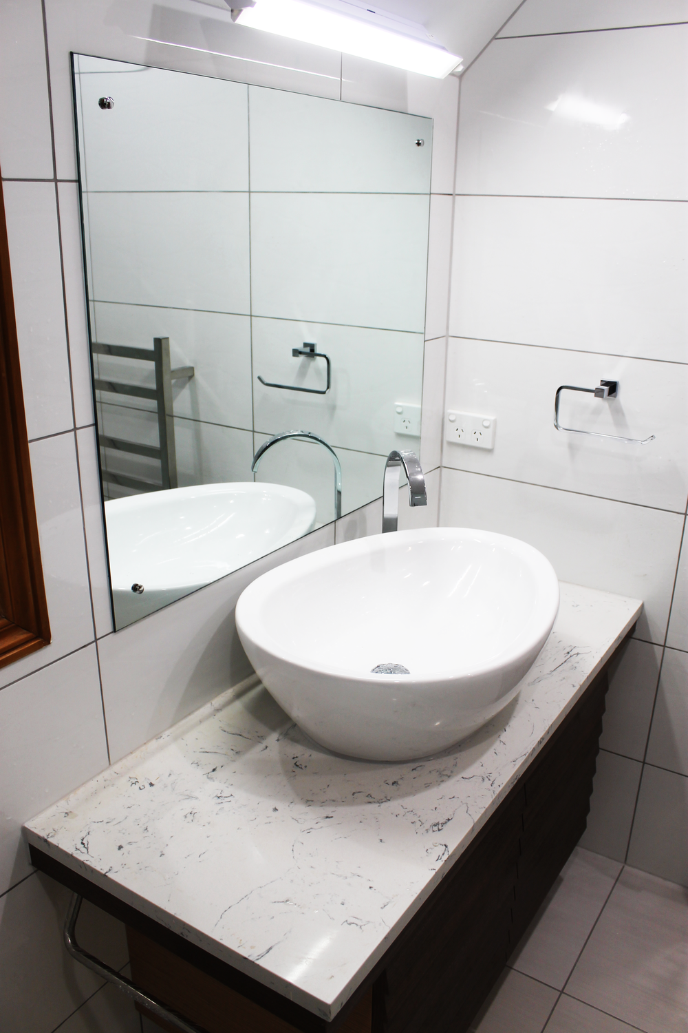 Bathroom renovations complete bathrooms auckland for Complete bathroom renovations