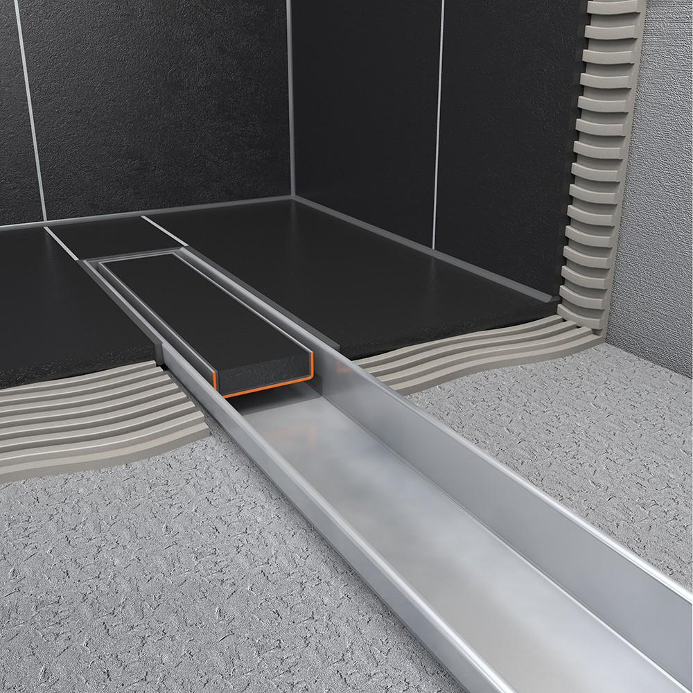 Bathroom Renovations | Complete Bathrooms Auckland | Auckland Bathrooms |  Bathrooms Auckland | Bathroom Renovations - TILE INSERT GRATE 800-1500mm (L)