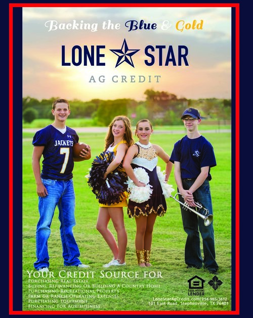 Homecoming Program Inside Front Full Page Business Ad For