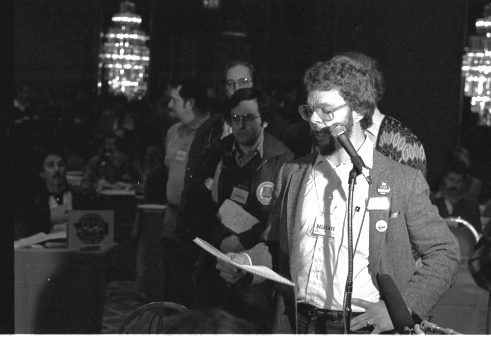 BC Fed convention 1983