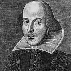 Shakespeare. A Joyce's favorite.