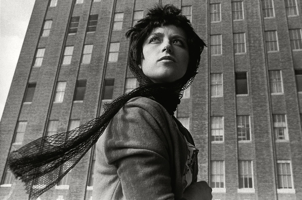 Sem título - Still cinematográfico #58. Cindy Sherman, 1980.