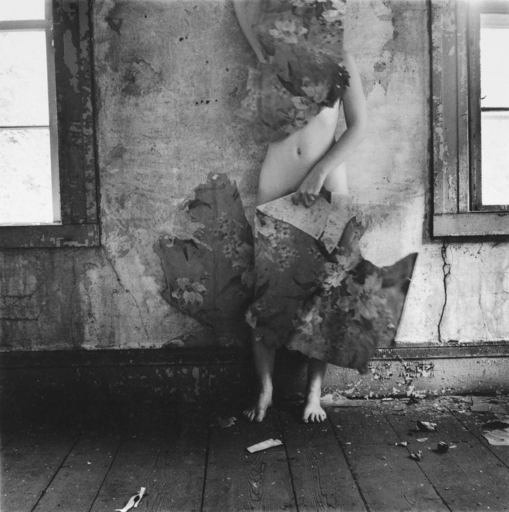 Espaço 2. Francesca Woodman, 1976.