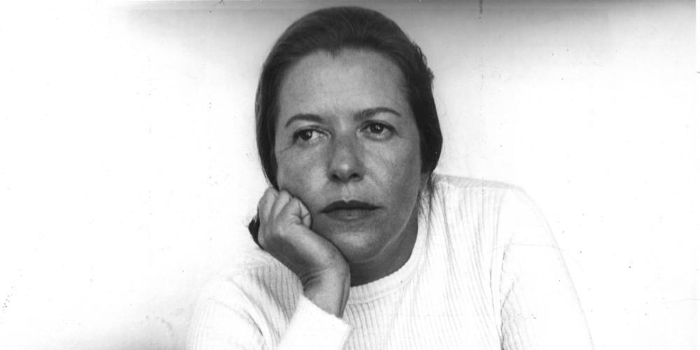Hilda Hilst.