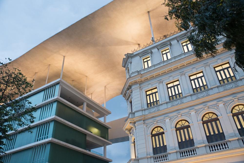 Rio Art Museum (MAR).
