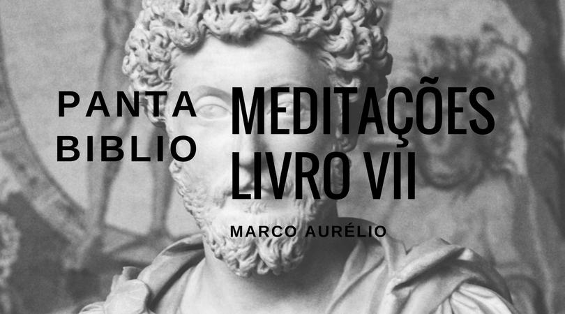 Meditações - Livro VII