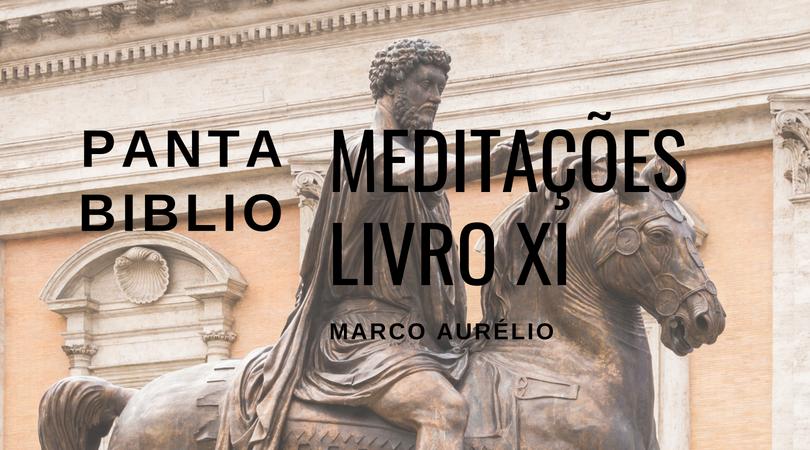 Meditações - Livro XI