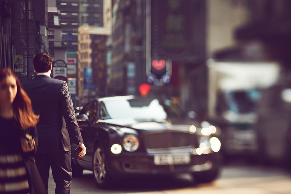 Hong Kongstreet people -