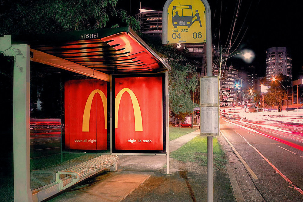 McDonald's Open All Night